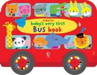 Watt, Fiona - Baby's Very First Bus Book (Baby's Very First Books) - 9781409597032 - V9781409597032