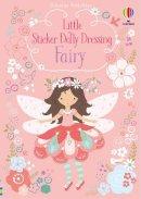 Fiona Watt - Little Sticker Dolly Dressing Fairy - 9781409597162 - V9781409597162