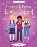 Watt, Fiona - Sticker Dolly Dressing Back to School - 9781409597223 - V9781409597223