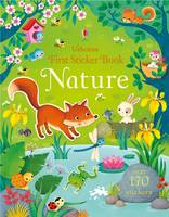 Brooks, Felicity - First Sticker Book Nature - 9781409597476 - V9781409597476