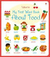 Young, Caroline - My First Word Book About Food - 9781409597612 - V9781409597612