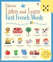 Mackinnon, Mairi, Taplin, Sam - Listen and Learn First French Words (Listen & Learn) - 9781409597711 - V9781409597711