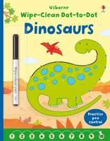 Brooks, Felicity - Wipe-Clean Dot-to-Dot Dinosaurs - 9781409597780 - V9781409597780
