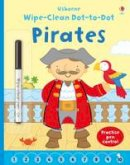 Brooks, Felicity - Wipe Clean Dot-to-Dot Pirates - 9781409597797 - V9781409597797