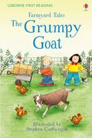 Heather Amery - Farmyard Tales the Grumpy Goat: Level 2 (First Reading) - 9781409598152 - V9781409598152