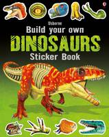 Simon Tudhope - Build Your Own Dinosaurs Sticker Book (Build Your Own Sticker Books) - 9781409598428 - V9781409598428