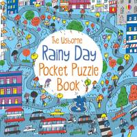 Various - Rainy Day Pocket Puzzle Book (Usborne Activities) - 9781409598497 - V9781409598497