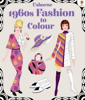 RUTH BROCKLEHURST - 1960s Fashion to Colour (Colouring Books) - 9781409598633 - V9781409598633