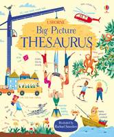 Rosie Hore - Big Picture Thesaurus - 9781409598749 - V9781409598749