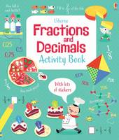 Rosie Hore - Fractions and Decimals Activity Book (Maths Activity Books) - 9781409598831 - V9781409598831