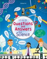 Katie Daynes - Lift-the-flap Questions and Answers about Science - 9781409598985 - V9781409598985