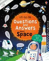 Katie Daynes - Lift-the-Flap Questions and Answers About Space (Lift-the-Flap Questions & Answers) - 9781409598992 - 9781409598992