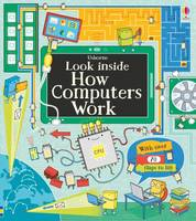 Alex Frith - Look Inside How Computers Work - 9781409599043 - V9781409599043