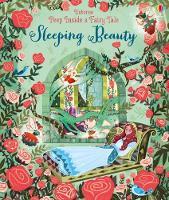 Anna Milbourne - Peep Inside a Fairy Tale Sleeping Beauty - 9781409599135 - V9781409599135