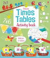 Dickins, Rosie - Times Tables Activity Book - 9781409599302 - V9781409599302