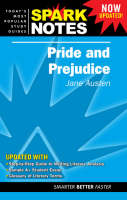 Jane Austen - Pride and Prejudice (Spark Notes. Study Guides) - 9781411403284 - KCD0009806