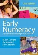 Wright, Robert J.; Martland, Jim; Stafford, Ann K. - Early Numeracy - 9781412910200 - V9781412910200