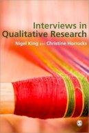 King, Nigel; Horrocks, Christine - Interviews in Qualitative Research - 9781412912570 - V9781412912570