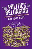 Yuval-Davis, Nira - The Politics of Belonging - 9781412921305 - V9781412921305