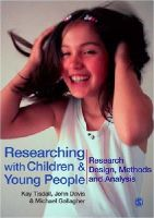 Tisdall, Kay; Davis, John M.; Gallagher, Michael - Researching with Children and Young People - 9781412923897 - V9781412923897