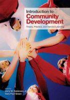 Robinson, Jerry W.; Green, Gary Paul - Introduction to Community Development - 9781412974622 - V9781412974622