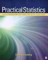 Kremelberg, David - Practical Statistics - 9781412974943 - V9781412974943