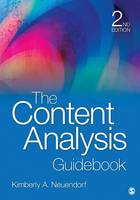 Neuendorf, Kimberly A. - The Content Analysis Guidebook - 9781412979474 - V9781412979474