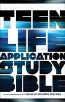 Tyndale - Teen Life Application Study Bible-NLT - 9781414324630 - V9781414324630