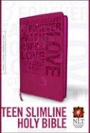 New Living Translation - Teen Slimline Bible-NLT - 9781414363288 - V9781414363288