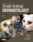 Miller Jr. VMD  DACVD, William H., Griffin DVM, Craig E., Campbell DVM  MS  DACVIM  DACVD, Karen L. - Muller and Kirk's Small Animal Dermatology, 7e - 9781416000280 - V9781416000280