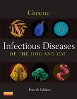 Greene, Craig E. - Infectious Diseases of the Dog and Cat - 9781416061304 - V9781416061304