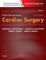Kouchoukos MD, Nicholas T., Blackstone MD, Eugene H., Hanley MD, Frank L., Kirklin MD, James K. - Kirklin/Barratt-Boyes Cardiac Surgery: Expert Consult - Online and Print (2-Volume Set), 4e (Kochoukas, Kirklin/Barratt-Boyes Cardiac Surgery (2 vol. Set)) - 9781416063919 - V9781416063919