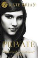 Kate Brian - Private - 9781416932437 - V9781416932437