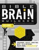 Thomas Nelson - Bible Brain Builders, Volume 1 - 9781418549121 - V9781418549121