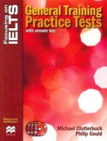 Clutterbuck, Michael - Focusing on Ielts: General Training Practice Tests Reader - 9781420230215 - V9781420230215