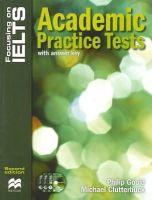Gould, Philip - Focusing on Ielts: Academic Practice Tests Reader - 9781420230222 - V9781420230222