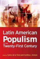 - Latin American Populism in the Twenty-first Century - 9781421410098 - V9781421410098