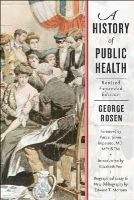 Rosen, George - A History of Public Health - 9781421416014 - V9781421416014
