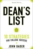 Bader, John - Dean's List: Ten Strategies for College Success - 9781421422374 - V9781421422374