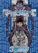 Tsugumi Ohba, Takeshi Obata - Death Note, Vol. 3 - 9781421501703 - V9781421501703