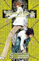 Tsugumi Ohba - Death Note, Vol. 5 - 9781421506265 - V9781421506265