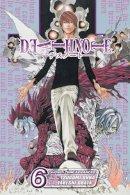 Tsugumi Ohba - Death Note, Vol. 6 - 9781421506272 - V9781421506272