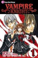 Matsuri Hino - Vampire Knight, Volume 1 (v. 1) - 9781421508221 - KTJ0029938