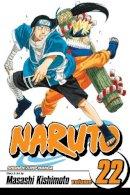Masashi Kishimoto - Naruto, Vol. 22: Comrades - 9781421518589 - V9781421518589
