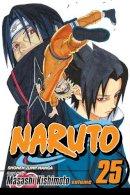 Masashi Kishimoto - Naruto, Vol. 25: Brothers - 9781421518619 - V9781421518619