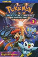 Ihara, Shigekatsu - Pokémon: Diamond and Pearl Adventure!, Vol. 1 (Pokemon) - 9781421522869 - V9781421522869