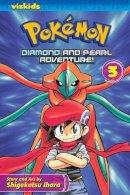 Ihara, Shigekatsu - Pokémon: Diamond and Pearl Adventure!, Vol. 3 (Pokemon) - 9781421525747 - V9781421525747