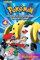 Ihara, Shigekatsu - Pokémon: Diamond and Pearl Adventure!, Vol. 4 (Pokemon) - 9781421526744 - V9781421526744