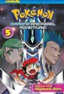 Ihara, Shigekatsu - POKEMON: DIAMOND AND PEARL ADVENTURE!, VOLUME 5 - 9781421529233 - V9781421529233