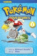 Hidenori Kusaka - Pokémon Adventures, Vol. 1 (2nd Edition) - 9781421530543 - V9781421530543